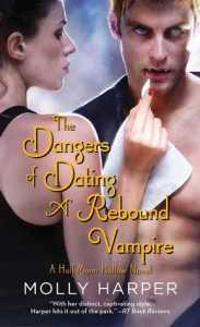 danger of dating a rebound vampire