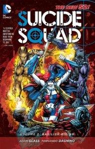 Suicide Squad Basilisk Rising