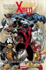 amazing x-men quest for nightcrawler